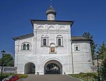 Annunciation εκκλησία στοκ φωτογραφίες