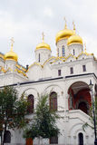 Annunciation εκκλησία Κρεμλίνο Μόσχα Κληρονομιά της ΟΥΝΕΣΚΟ Στοκ Εικόνα