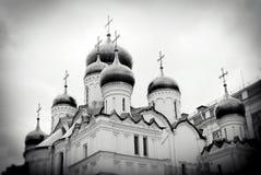 Annunciation εκκλησία Κρεμλίνο Μόσχα Περιοχή παγκόσμιων κληρονομιών της ΟΥΝΕΣΚΟ Στοκ φωτογραφίες με δικαίωμα ελεύθερης χρήσης