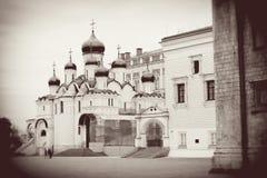 Annunciation εκκλησία. Μόσχα Κρεμλίνο. Στοκ Φωτογραφίες