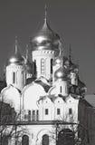 Annunciation εκκλησία. Μόσχα Κρεμλίνο Στοκ Εικόνα