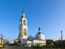 Annunciation εκκλησία σε Kineshma, Ρωσία Στοκ Εικόνα