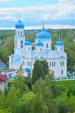 Annunciation εκκλησία στην πόλη Torzhok Στοκ Εικόνα