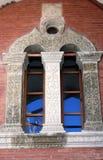 Annunciation εκκλησία στη Μόσχα Κρεμλίνο Η παγκόσμια κληρονομιά της ΟΥΝΕΣΚΟ κάθεται Στοκ Εικόνα