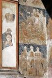 Annunciation εκκλησία στη Μόσχα Κρεμλίνο Η παγκόσμια κληρονομιά της ΟΥΝΕΣΚΟ κάθεται Στοκ φωτογραφία με δικαίωμα ελεύθερης χρήσης