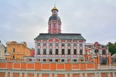 Annunciation εκκλησία του Αλεξάνδρου Nevsky στο Αλέξανδρο Nevsky Lavra σε Άγιο Πετρούπολη, Ρωσία Στοκ Εικόνες