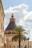 annunciation εκκλησία nazareth Στοκ εικόνες με δικαίωμα ελεύθερης χρήσης