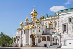 Annunciation καθεδρικός ναός, Μόσχα, Ρωσία Στοκ Εικόνες