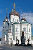 annunciation καθεδρικός ναός Ρωσία voronezh Στοκ φωτογραφία με δικαίωμα ελεύθερης χρήσης
