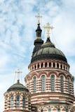 Annunciation καθεδρικός ναός σε Kharkiv, Ουκρανία Στοκ Φωτογραφία