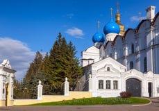 Annunciation καθεδρικός ναός Kazan Κρεμλίνο Ταταρία Ρωσία Στοκ φωτογραφία με δικαίωμα ελεύθερης χρήσης