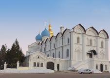annunciation καθεδρικός ναός kazan Κρεμλίνο Στοκ εικόνα με δικαίωμα ελεύθερης χρήσης