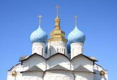 annunciation καθεδρικός ναός kazan Κρεμ Στοκ φωτογραφία με δικαίωμα ελεύθερης χρήσης