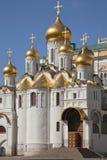 Annunciation καθεδρικός ναός, Μόσχα, Κρεμλίνο, Ρωσία. Στοκ Εικόνα