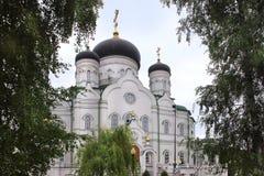 Annunciation καθεδρικός ναός, πόλη Voronezh, Ρωσία Στοκ φωτογραφία με δικαίωμα ελεύθερης χρήσης
