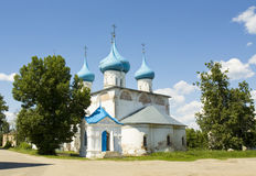 Annunciation καθεδρικός ναός σε Gorohovetы, Ρωσία Στοκ Φωτογραφία