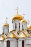 Annunciation καθεδρικός ναός στη Μόσχα Κρεμλίνο Στοκ Φωτογραφία
