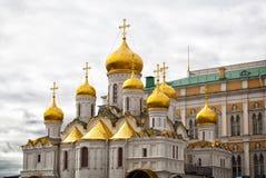 Annunciation καθεδρικός ναός στη Μόσχα Κρεμλίνο Στοκ Εικόνα