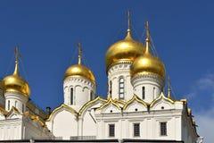 Annunciation καθεδρικός ναός στο Κρεμλίνο Στοκ φωτογραφία με δικαίωμα ελεύθερης χρήσης
