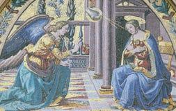 Annunciation, καθεδρικός ναός της Φλωρεντίας Στοκ Εικόνες