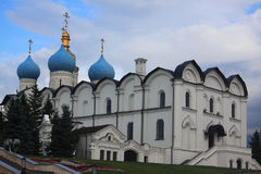 Annunciation καθεδρικός ναός Kazan Κρεμλίνο Στοκ Εικόνα