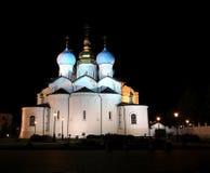 annunciation καθεδρικός ναός kazan Κρεμλίνο Στοκ εικόνες με δικαίωμα ελεύθερης χρήσης