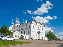 Annunciation καθεδρικός ναός Kazan Κρεμλίνο Στοκ Φωτογραφίες