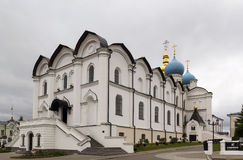 Annunciation καθεδρικός ναός, Kazan Στοκ Εικόνες