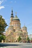Annunciation καθεδρικός ναός, Kharkiv Στοκ φωτογραφίες με δικαίωμα ελεύθερης χρήσης