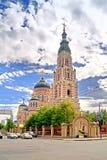 Annunciation καθεδρικός ναός, Kharkiv Στοκ Φωτογραφίες