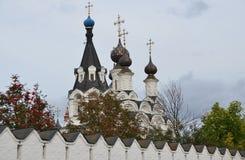 Annunciation μοναστήρι σε Murom, χρυσό δαχτυλίδι της Ρωσίας Στοκ Φωτογραφίες
