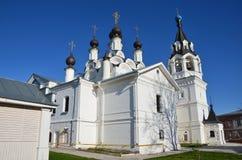 Annunciation μοναστήρι σε Murom, χρυσό δαχτυλίδι της Ρωσίας Στοκ φωτογραφίες με δικαίωμα ελεύθερης χρήσης