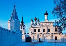 Annunciation μοναστήρι σε Murom Στοκ φωτογραφίες με δικαίωμα ελεύθερης χρήσης