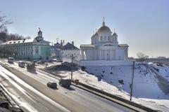 Annunciation μοναστήρι Στοκ εικόνες με δικαίωμα ελεύθερης χρήσης