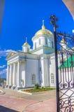Annunciation μοναστήρι Nizhny Novgorod Στοκ Εικόνες