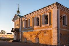 Annunciation μονών εκκλησία Στοκ Εικόνες
