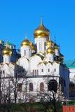 Annunciation Ορθόδοξη Εκκλησία. Μόσχα Κρεμλίνο Στοκ φωτογραφία με δικαίωμα ελεύθερης χρήσης