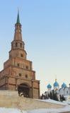 annunciation πύργος soyembika καθεδρικών ναών Στοκ Εικόνες
