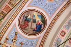 Annunciation της Mary Στοκ φωτογραφίες με δικαίωμα ελεύθερης χρήσης
