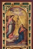 Annunciation της Virgin Mary Στοκ φωτογραφίες με δικαίωμα ελεύθερης χρήσης