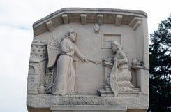 Annunciation της Virgin Mary Στοκ Φωτογραφία
