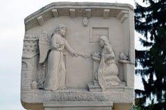 Annunciation της Virgin Mary Στοκ Εικόνες