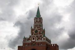Annunciation του Κρεμλίνου πύργος σε Yoshkar, Ola, Ρωσία Στοκ εικόνα με δικαίωμα ελεύθερης χρήσης