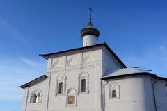 annunciation χειμώνας εκκλησιών Στοκ φωτογραφίες με δικαίωμα ελεύθερης χρήσης