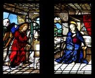 Annunciation Zdjęcie Stock
