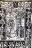 Annunciation obraz stock