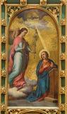 Annunciation Στοκ Φωτογραφίες