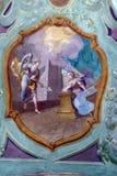 Annunciation Στοκ Εικόνες