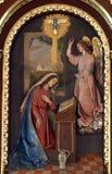 Annunciation Στοκ Εικόνα