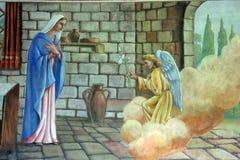 Annunciation Στοκ φωτογραφίες με δικαίωμα ελεύθερης χρήσης